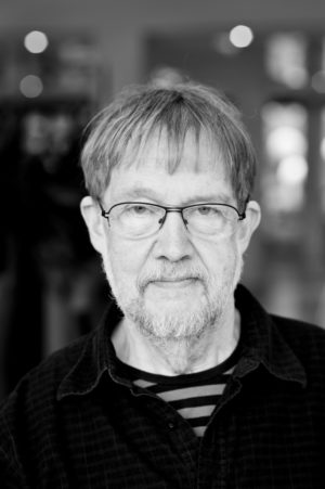 Lennart Eng tf verksamhetsledare. Foto: Johanna Wulff